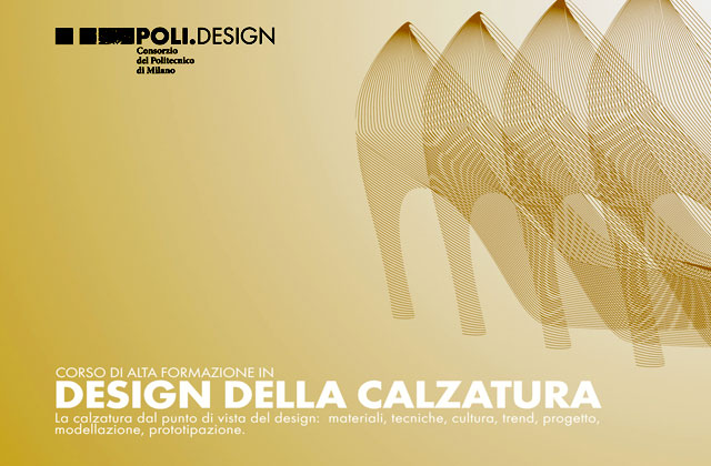 Course in footwear design