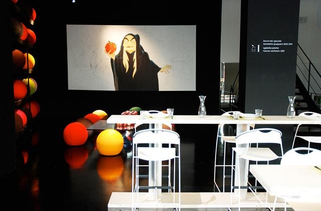 The best displays of Milano Design Weekend