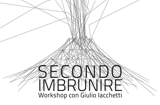 Secondo imbrunire – Design under the volcano