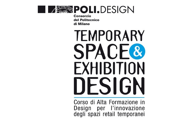 Study grants in Temporary Space & Exhibition Design