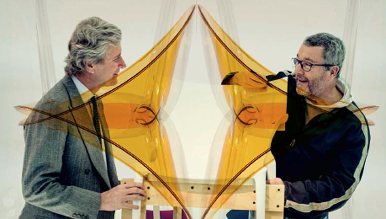 Kartell, 15 years of Transparency