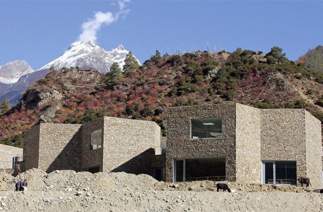 At Pai, Tibet: Grand Canyon Art Center