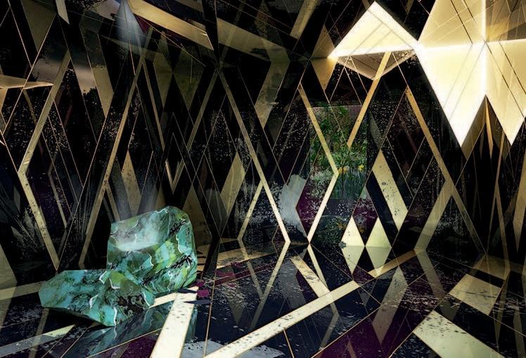Bertelli Pavilion – Pioggia Botanica