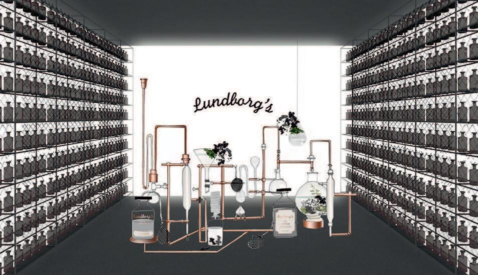 Lundborg Pavilion – Lundborg and the laboratory of a nose