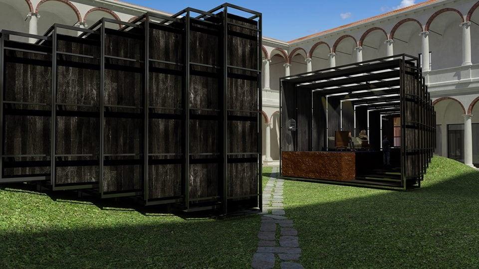 Università degli Studi di Milano| Energy for creativity  Camera Chiara|Cathedrals of Culture
