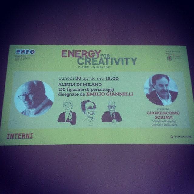 Università degli Studi di Milano| Energy for Creativity by Interni Magazine| Milan's Sticker Album| Milan's Sticker Album