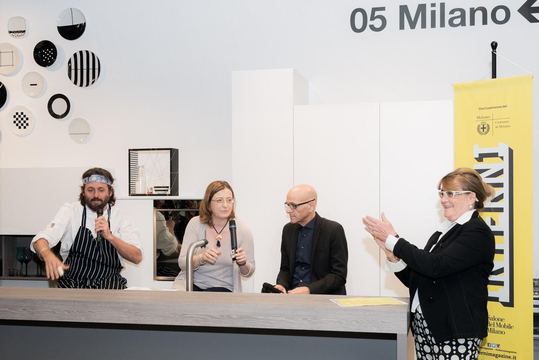 Interni. Design Meets Food, Milan Meets the World. Del Tongo, 28 May