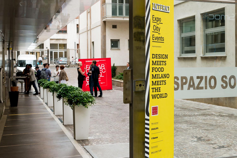 Interni. Design Meets Food, Milan Meets the World. Fab, 19 May