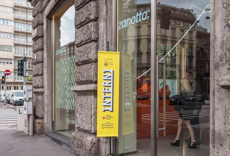 Interni. Design Meets Food, Milan Meets the World. Zanotta, 15 May
