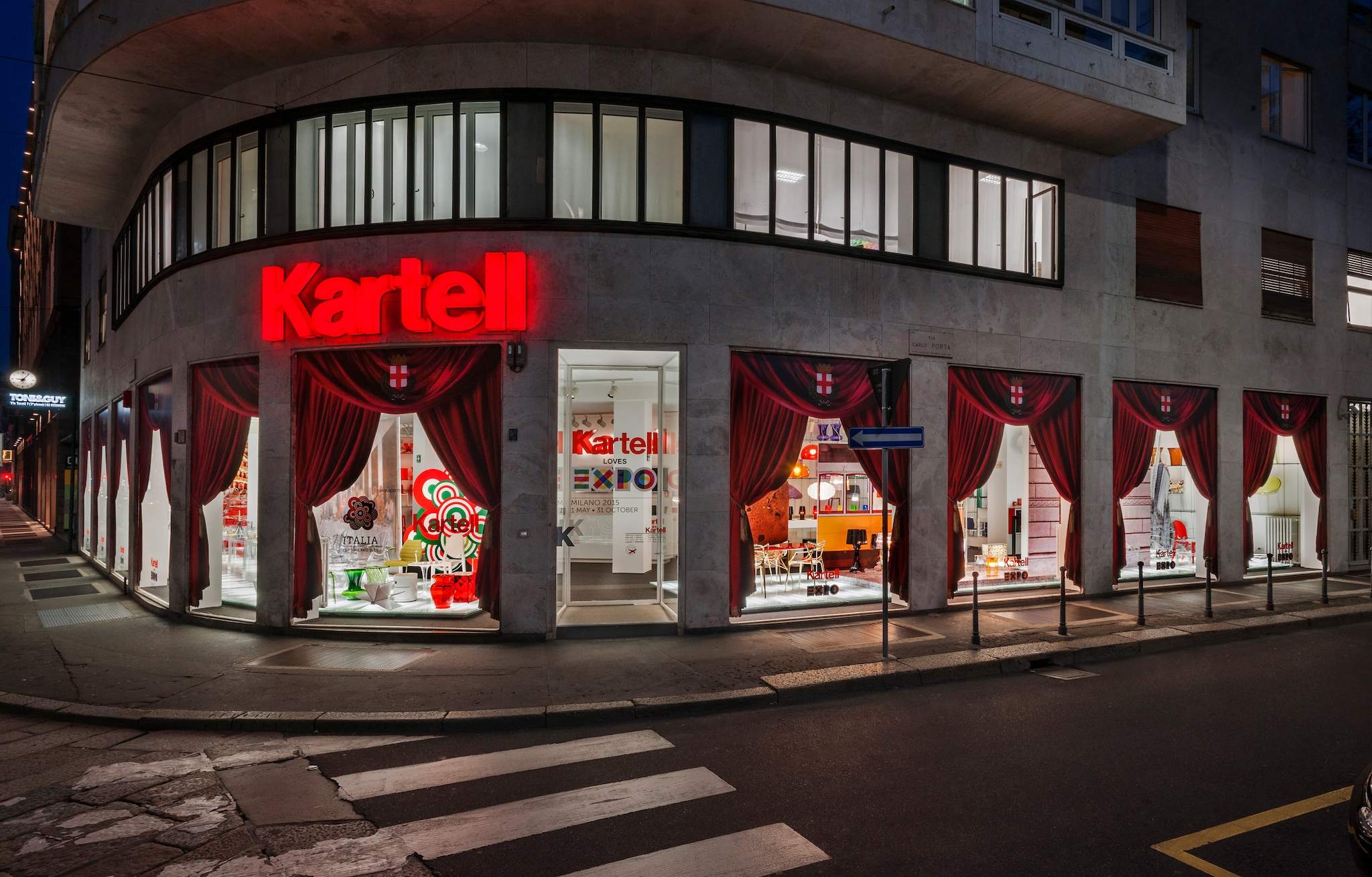 Design Made in Milan by Kartell