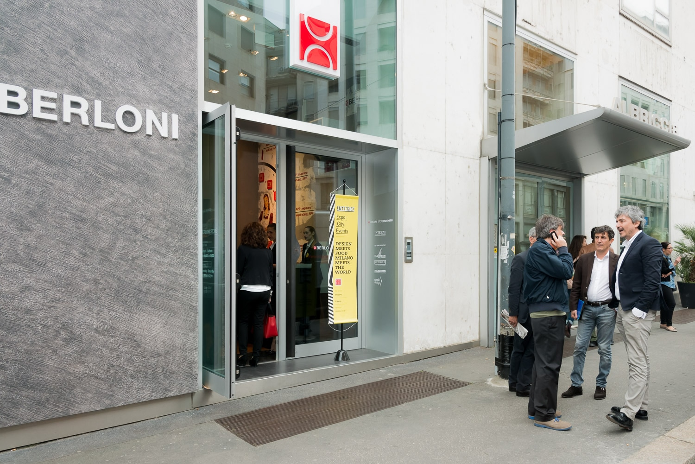 Interni. Design Meets Food, Milan Meets the World. Berloni, 22 May