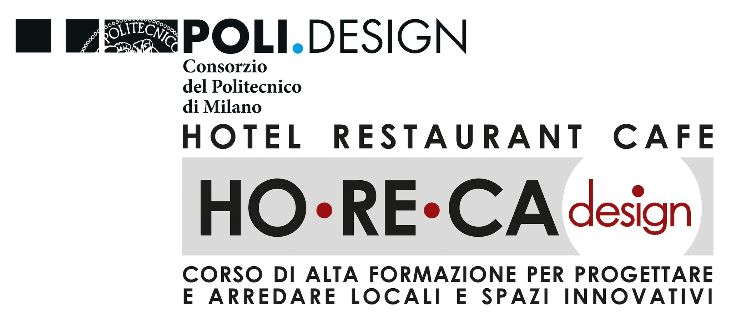 New HoReCa Design course at POLI.design