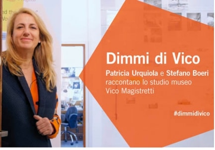 The Vico Magistretti studio-museum narrated by Patricia Urquiola and Stefano Boeri