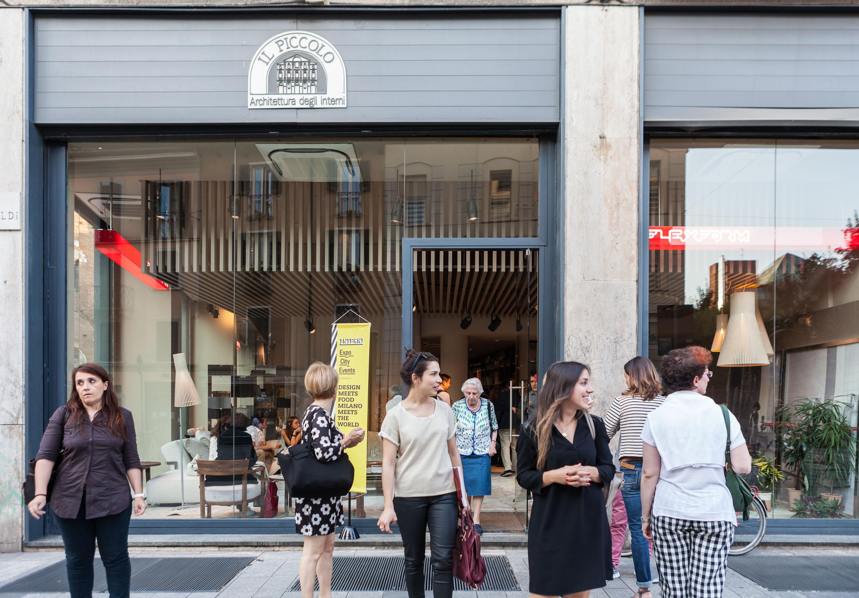 Interni. Design Meets Food, Milan Meets the World. Flexform 17 June