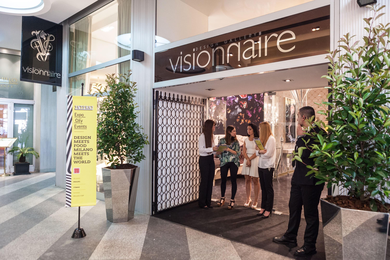 Interni. Design Meets Food, Milan Meets the World. Visionnaire, 18 June