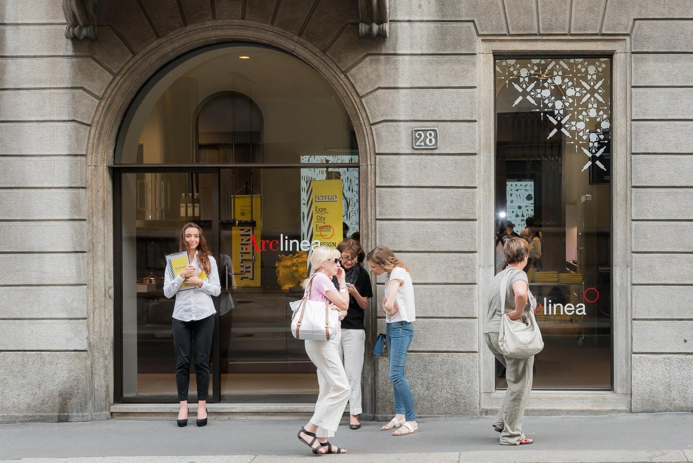 Interni. Design Meets Food, Milan Meets the World. Arclinea, 22 June