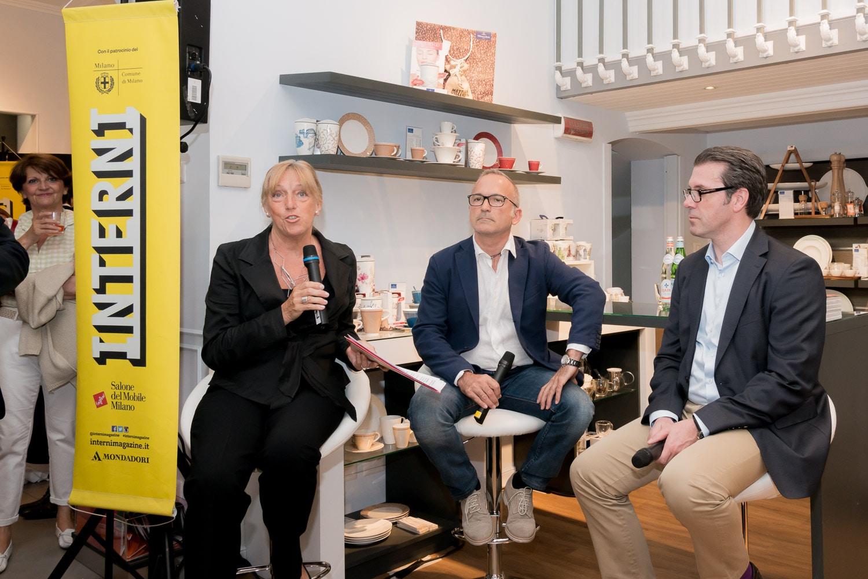 Interni. Design meets Food, Milan meets the World. Villeroy&Boch, 3 June