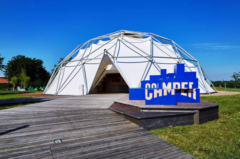 Vitra & Camper, a pop-up project for the Vitra Campus