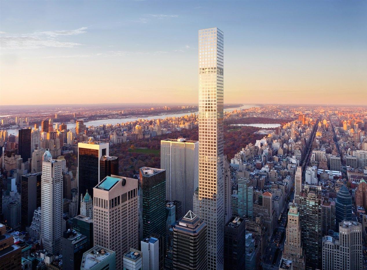 Dornbracht @432 Park Avenue: living on the New York rooftops