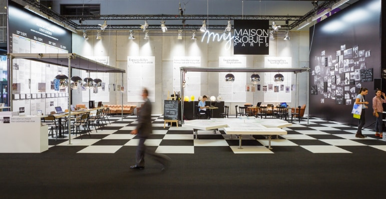 Maison&Objet Paris, a global brand at the service of home fashion professionals