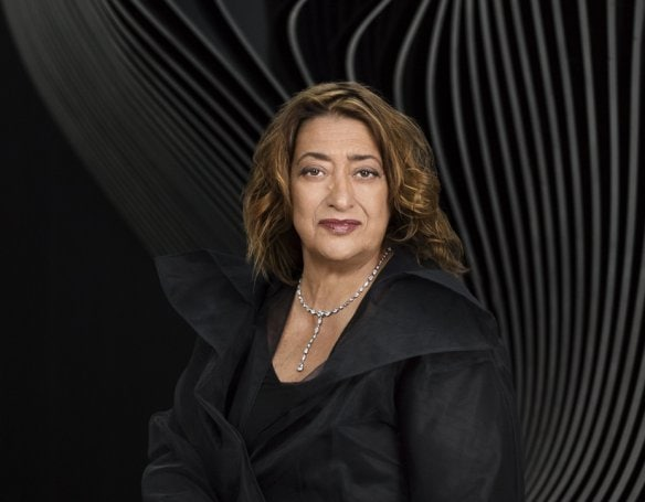 Zaha Hadid wins the Royal Gold Medal for Architecture for 2016