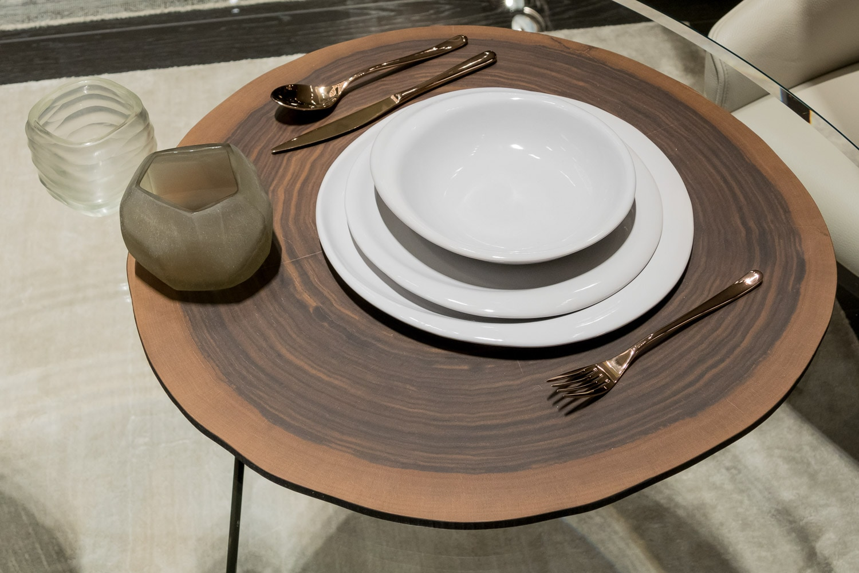 Interni. Stile&Stili. At the table / Nourished by design. Natuzzi, 28 October