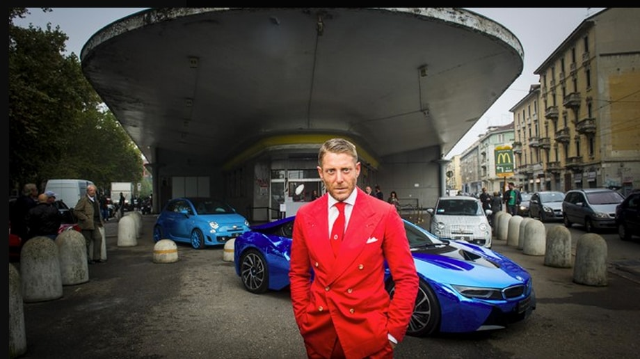 Lapo Elkann and Garage Italia Customs present the new headquarters in Milan