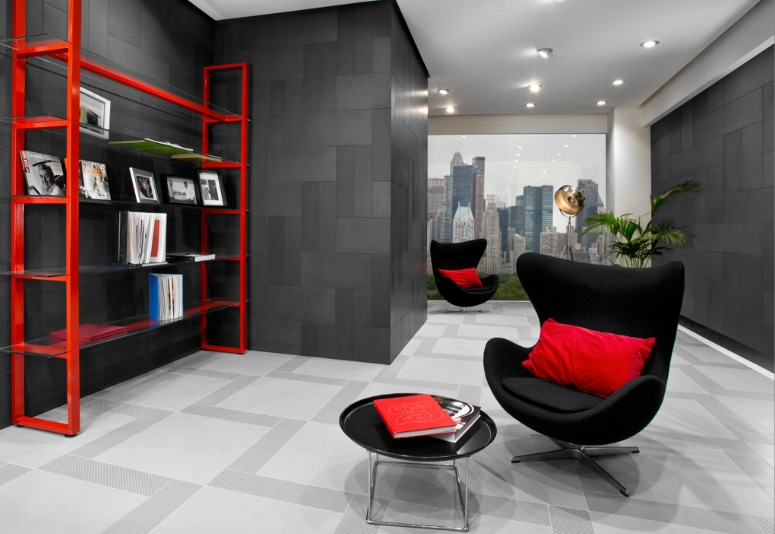 Giugiaro Architettura for the new collection by Ceramiche Del Conca