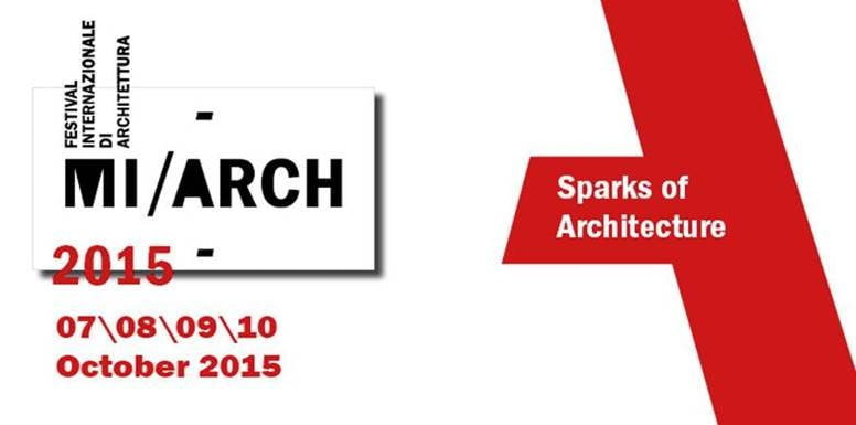 MI/ARCH 2015 | Sparks of Architecture