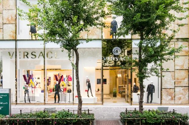 Versace in Tokyo