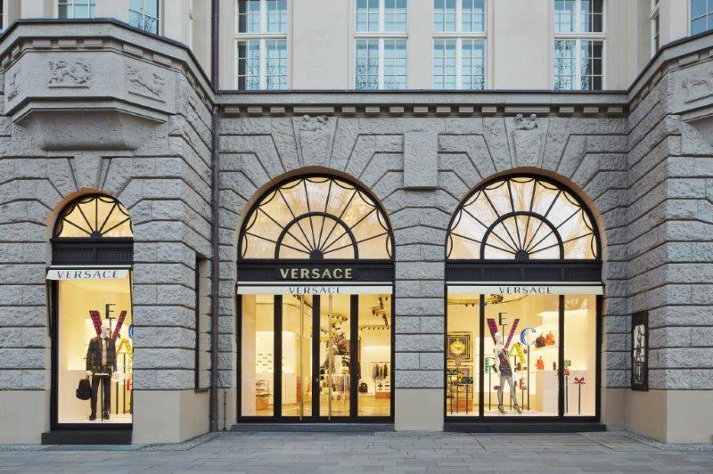 Versace in Berlin