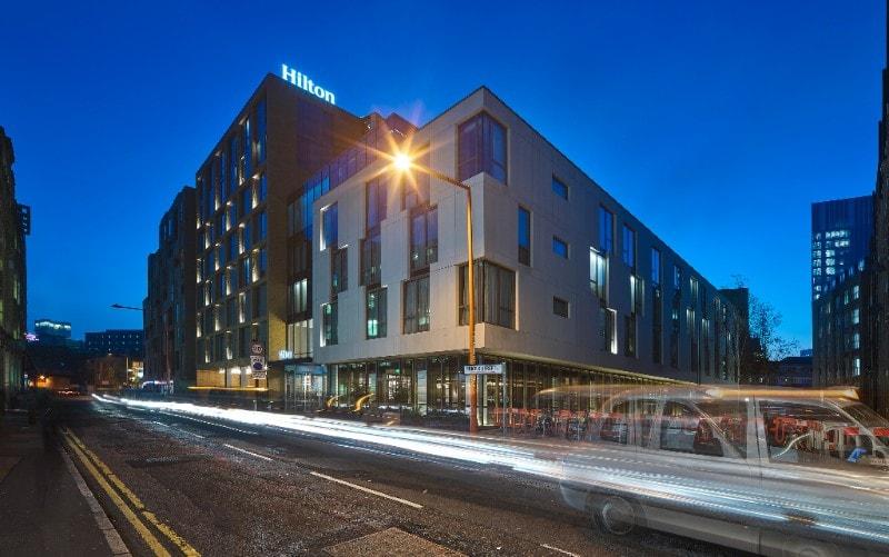 Hilton London Bankside chooses the Italian style and custom quality of Lema