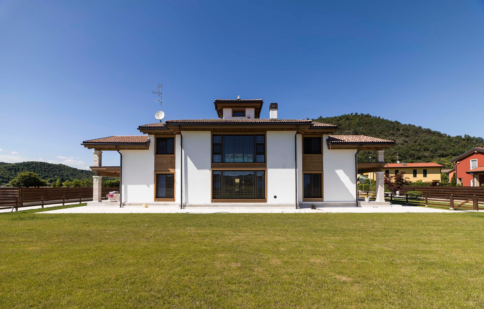 Rubner Haus creates the first Vedic architecture in Italy