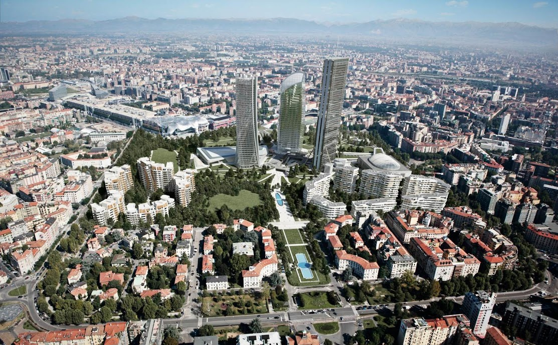 ArtLine Milano for CityLife