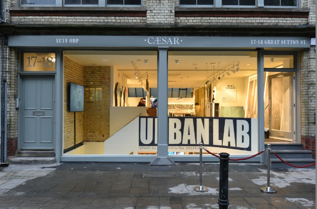 Urban Lab, the new meeting point of Caesar in London