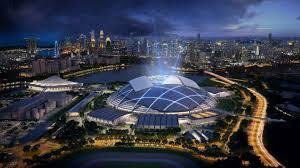 A big dome for Singapore