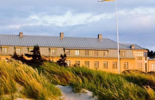 Dornbracht for Varbergs Kusthotell in Sweden