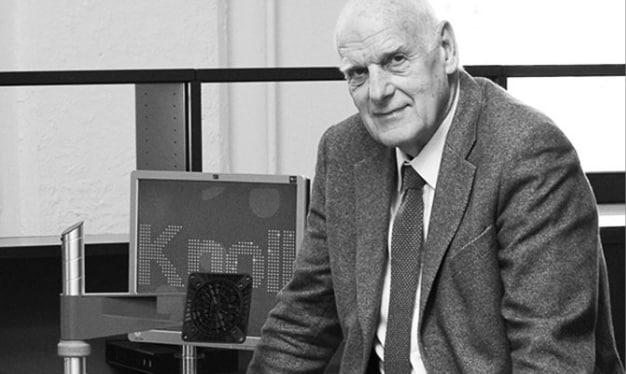 Farewell to Richard Sapper
