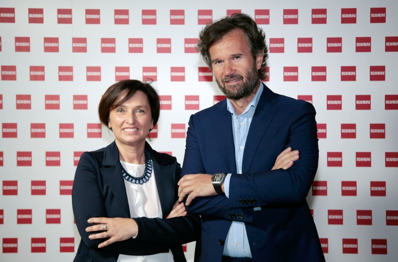 Carlo Cracco is the star of the new Scavolini television advertising campaign