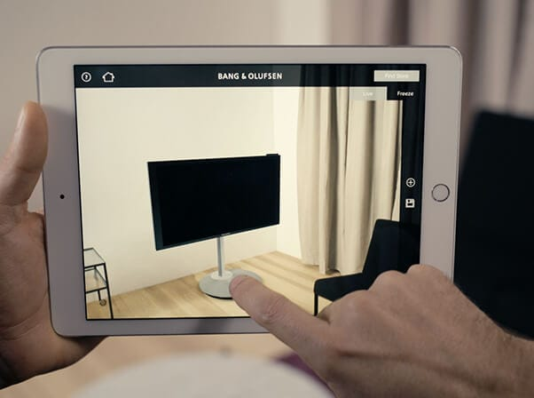 Bang & Olufsen presents the new BeoHome Design App