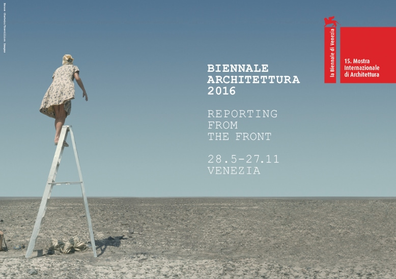 The Venice Biennale – 15th International Architecture Exhibition