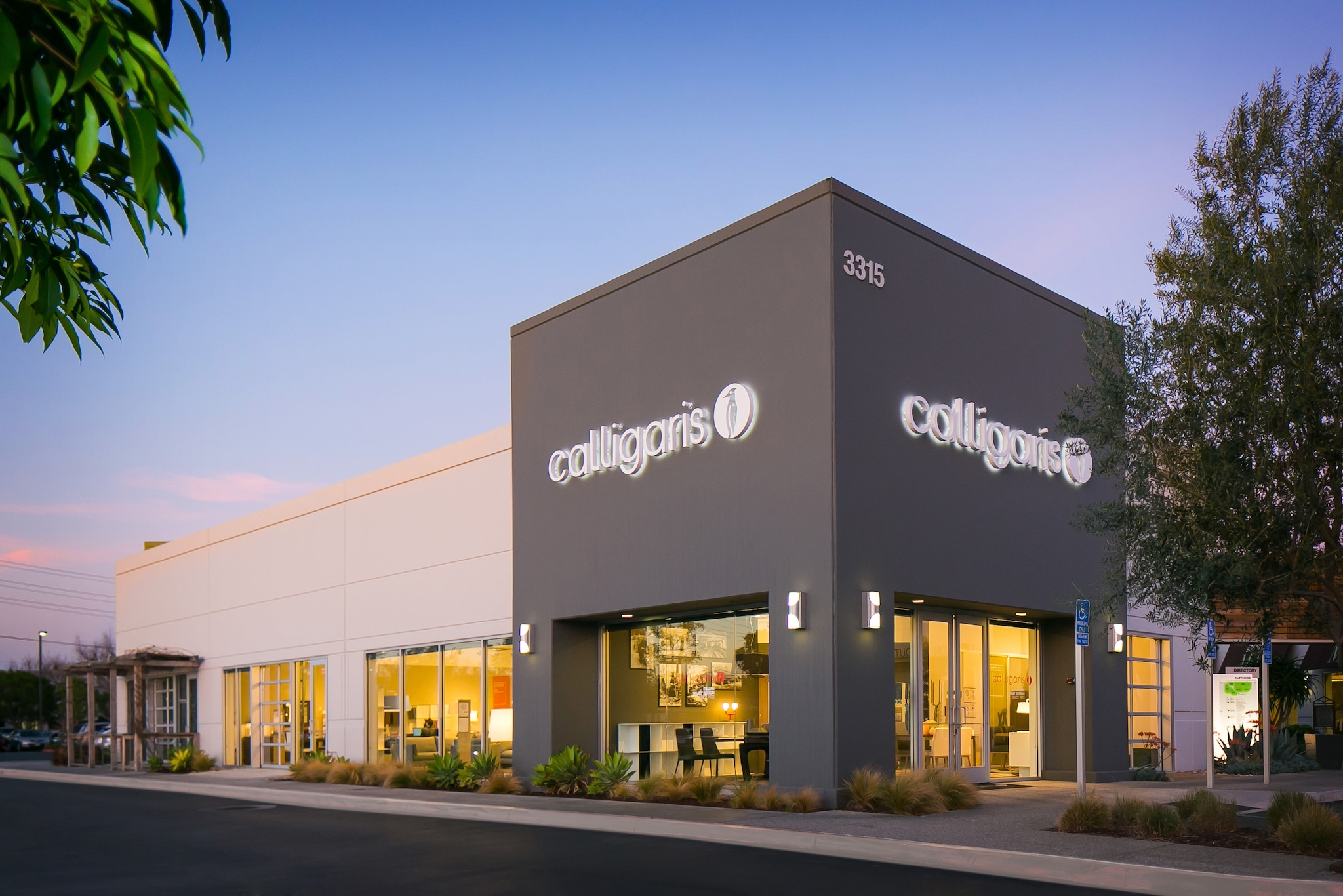Calligaris opens new store in Los Angeles