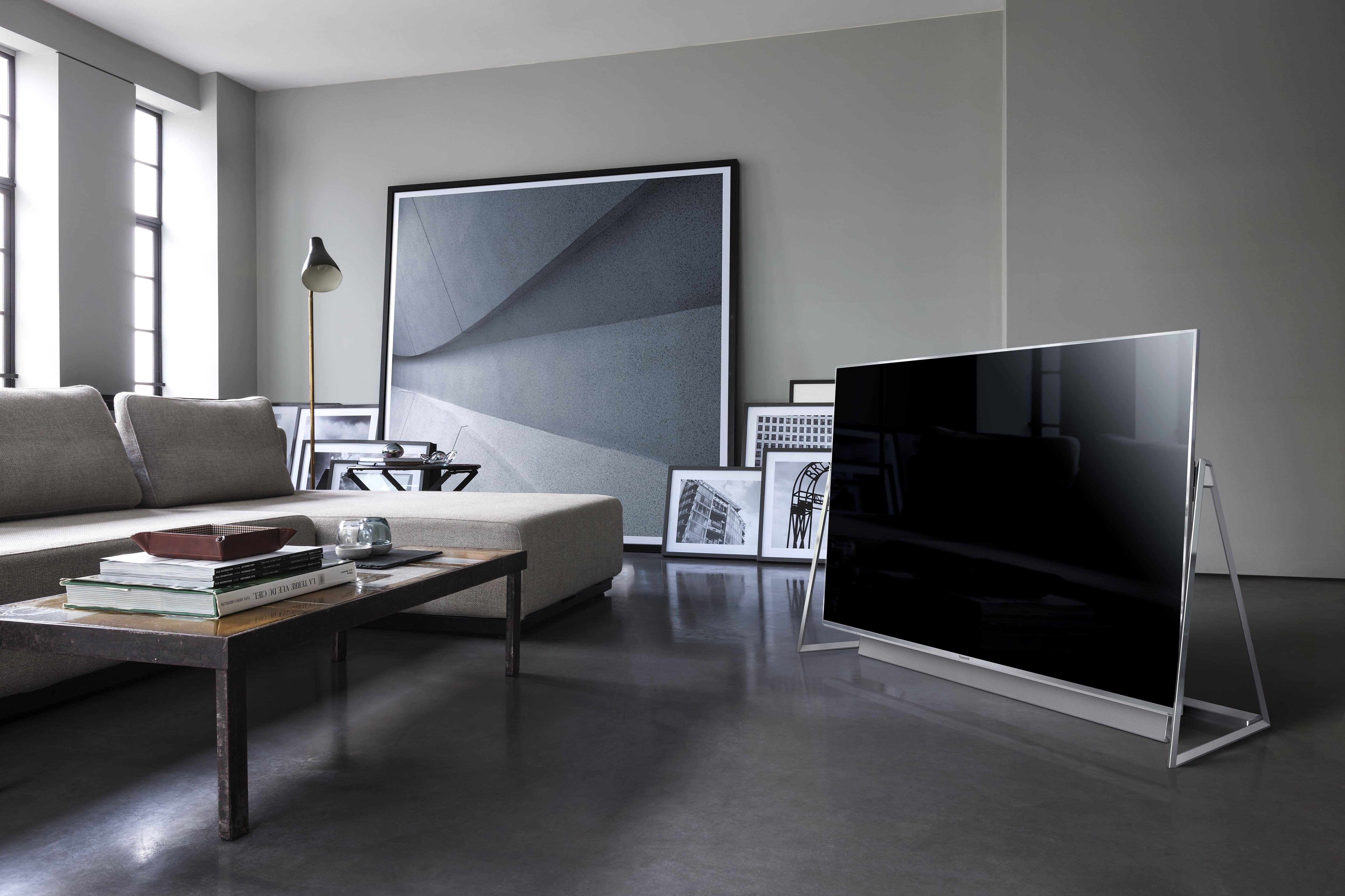 Panasonic TV 2016 – Art & Interior