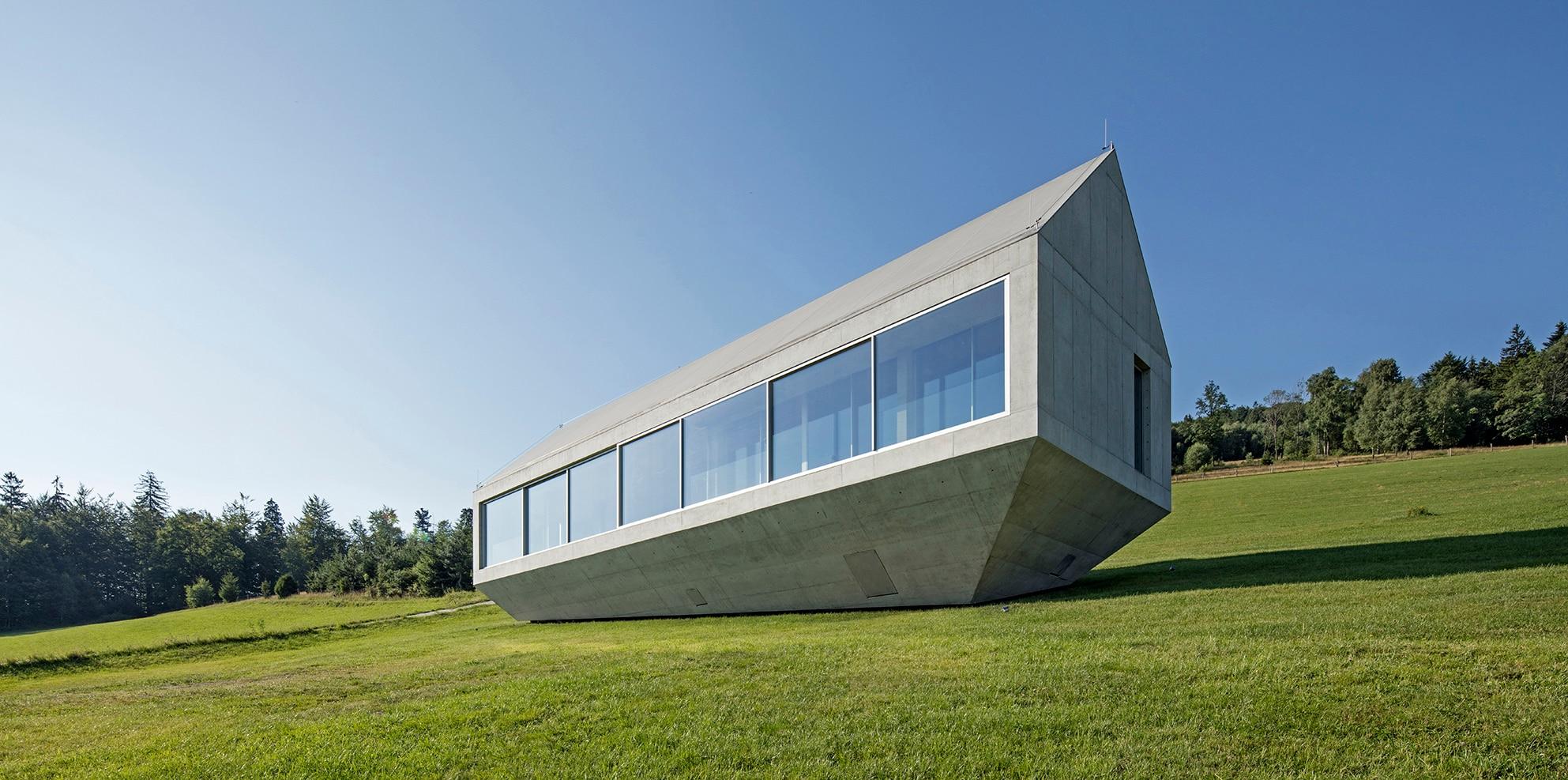 The 'ark' house