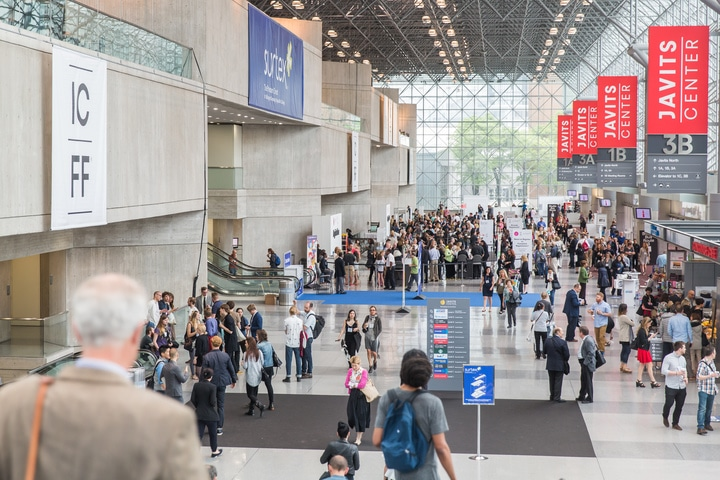 ICFF, four days dedicated to design in New York