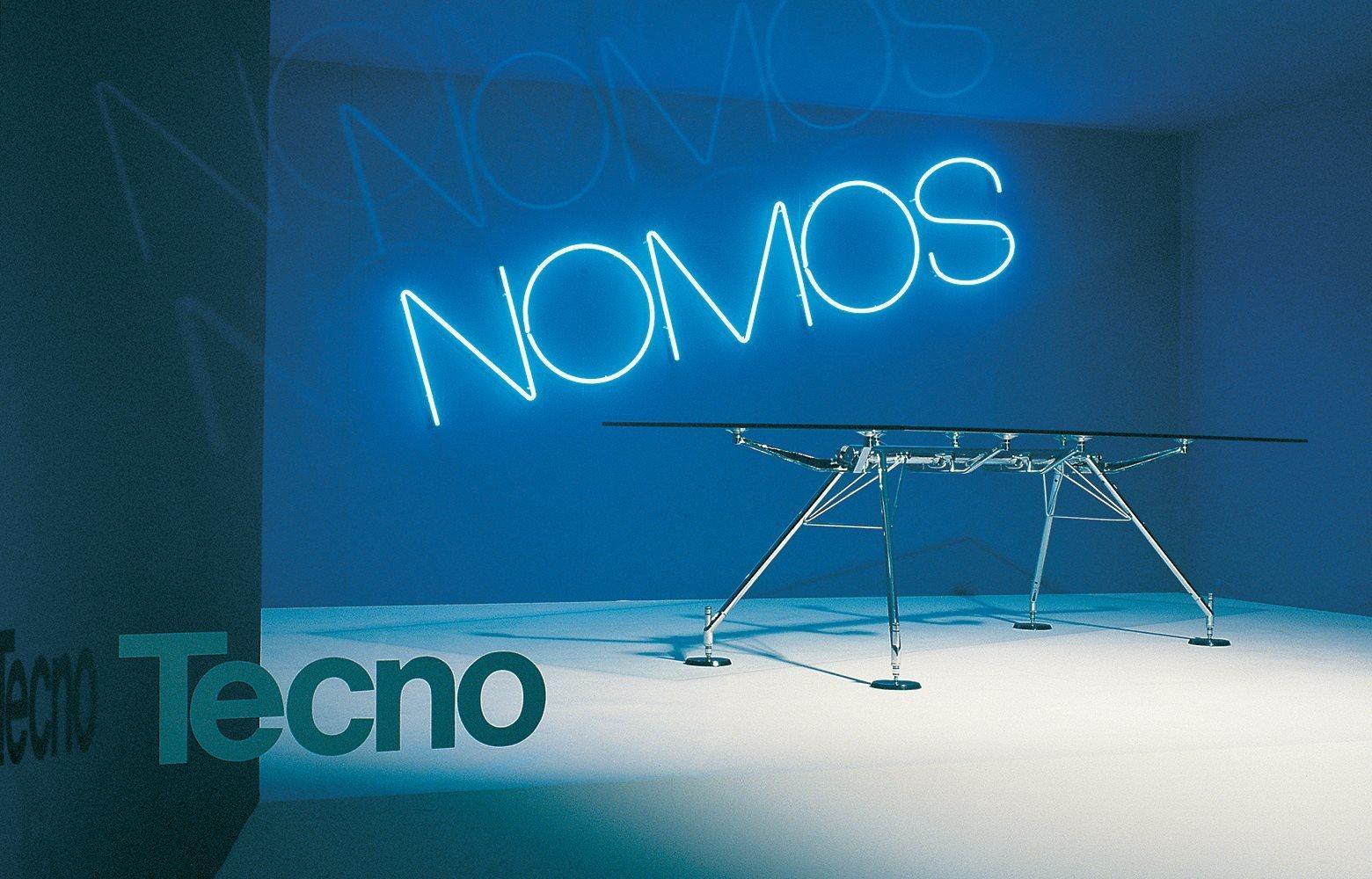 Tecno at Aram Gallery in London