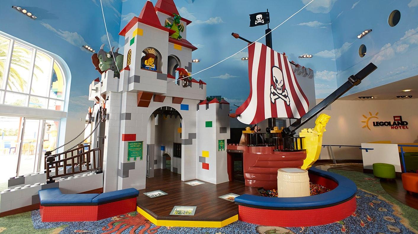 Italian style at Legoland