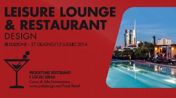 Leisure Lounge & Restaurant Design