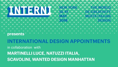 International Design Appointments