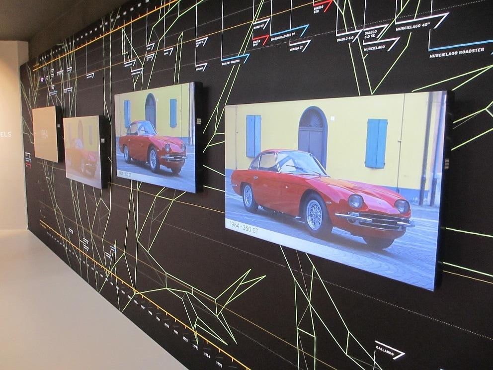 Il nuovo Museo Lamborghini